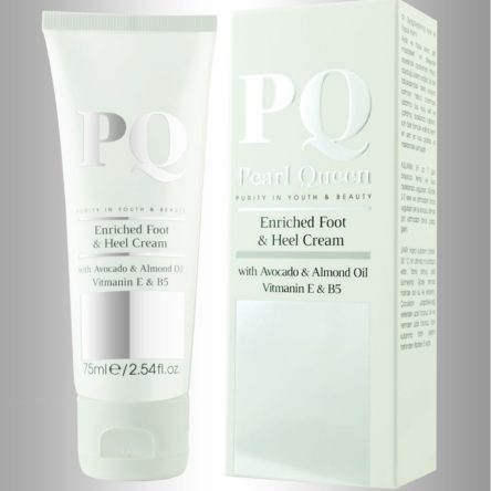 ENRICHED FOOT & HEEL CREAM